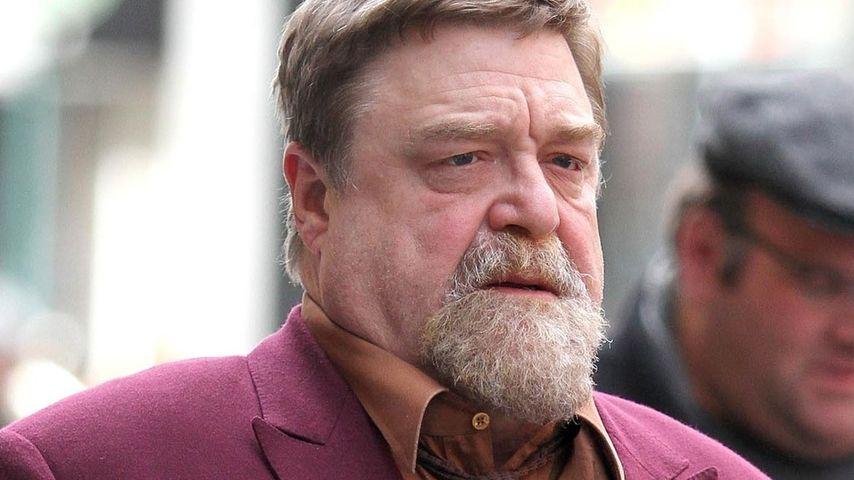 Sitcom-Frust: John Goodman reicht's mit Genitalien
