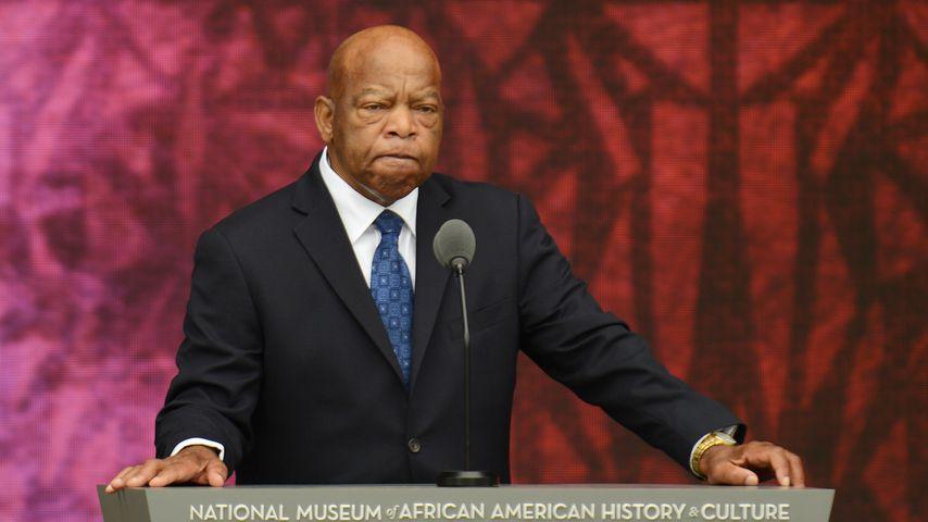 So wurde verstorbener US-Bürgerrechtler John Lewis beerdigt