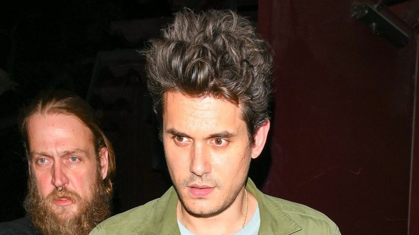 John Mayer in Los Angeles