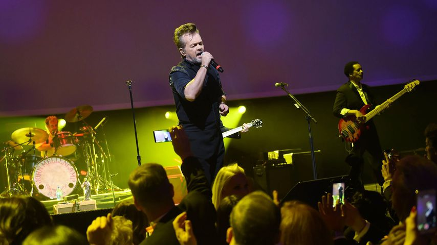 John Mellencamp bei der The Breast Cancer Research Foundation Super Nova Hot Pink Party in New York