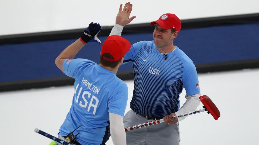 Olympia 2018: US-Curling-Team gelingt historischer Sieg!