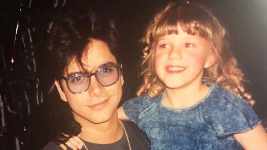 John Stamos und Jodie Sweetin
