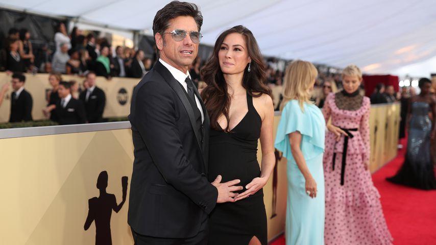 "John Stamos und Caitlin McHugh bei den ""Screen Actors Guild Awards"" in Los Angeles"