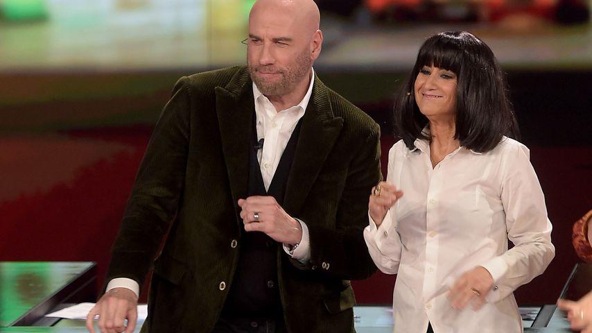 "25 Jahre her: John Travolta tanzt wieder à la ""Pulp Fiction"""