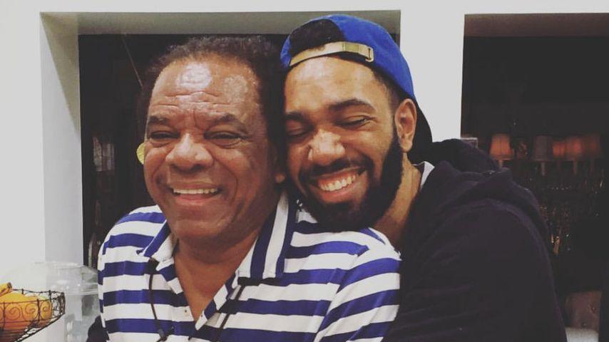 John Witherspoon mit seinem Sohn JD