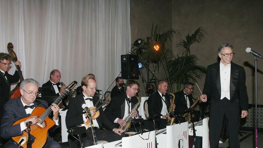 Johnny Crawford und sein Orchester im Oktober 2005 in Los Angeles