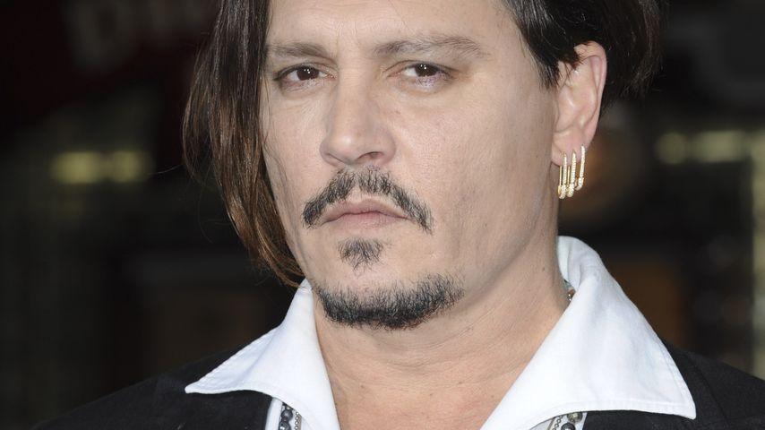 Dunkelste Phase! Johnny Depp bangte um Lily-Roses Leben