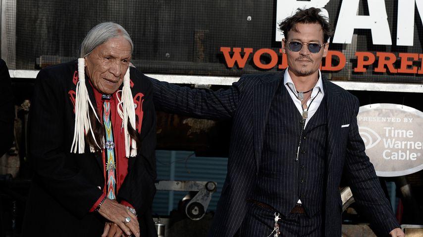 Saginaw Grant und Johnny Depp