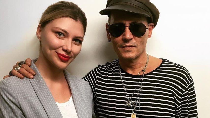Für Film um Todkranken: Johnny Depp deshalb so abgemagert?