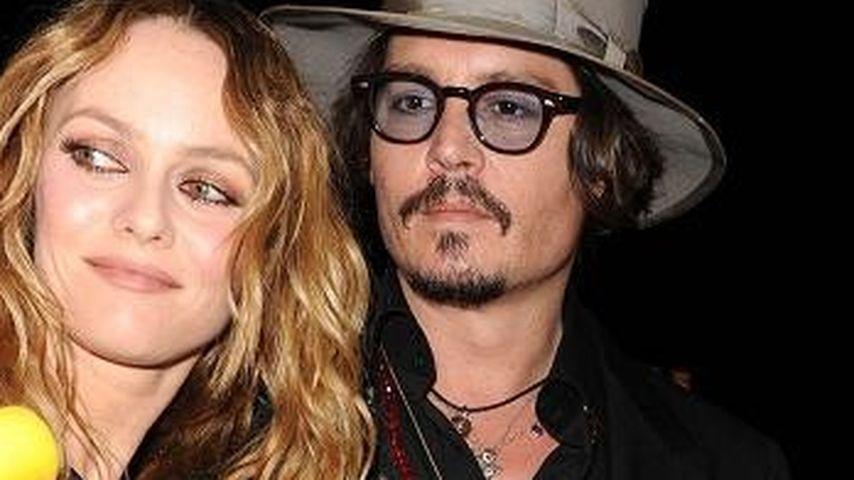 Johnny Depp braucht keinen Trauschein