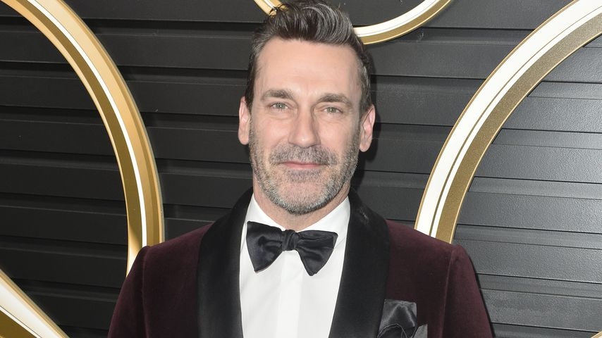 Jon Hamm bei der Mercedes-Benz Annual Academy Viewing Party, 2020