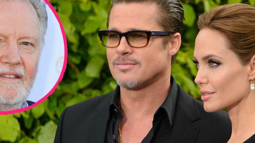 """Angelina Jolies Vater: """"Es muss was Ernstes passiert sein"""""""