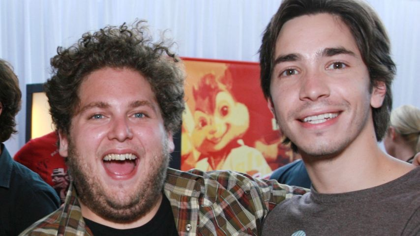 Jonah Hill und Justin Long bei den Teen Choice Awards 2007