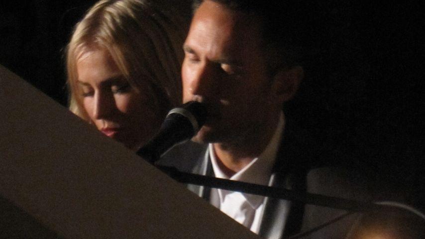 Jonas Myrin: Intimer Gig mit Natasha Bedingfield
