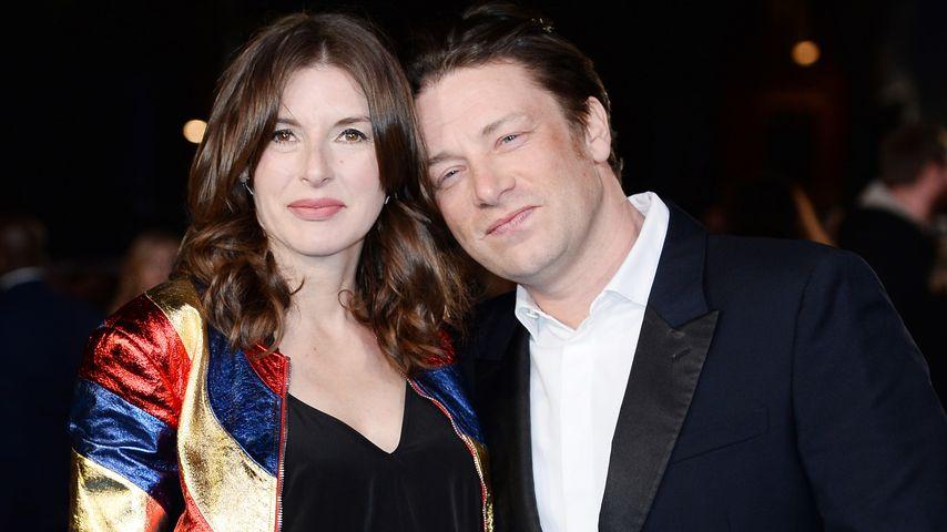 Jamie Olivers Frau Jools erlitt vor Kurzem fünfte Fehlgeburt