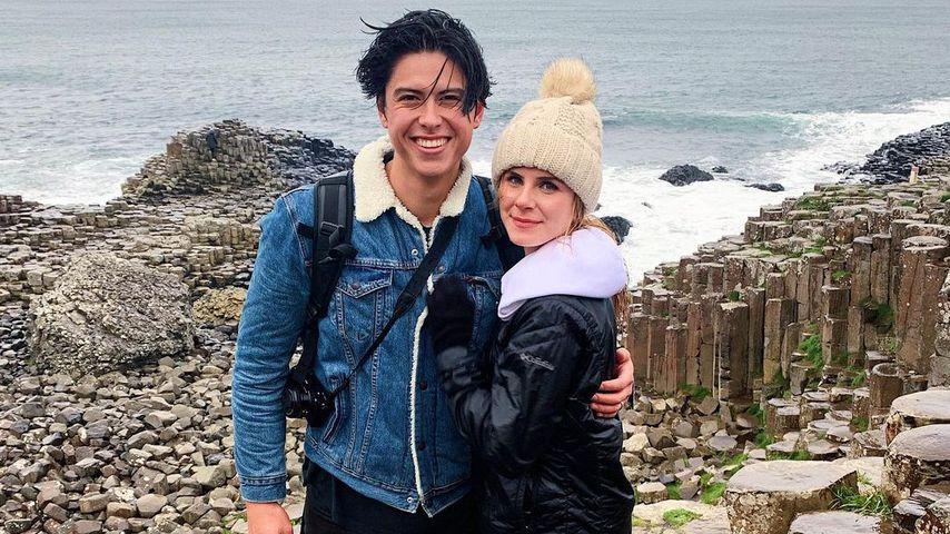 Jordan Connor und Jinjara Mitchell im November 2019