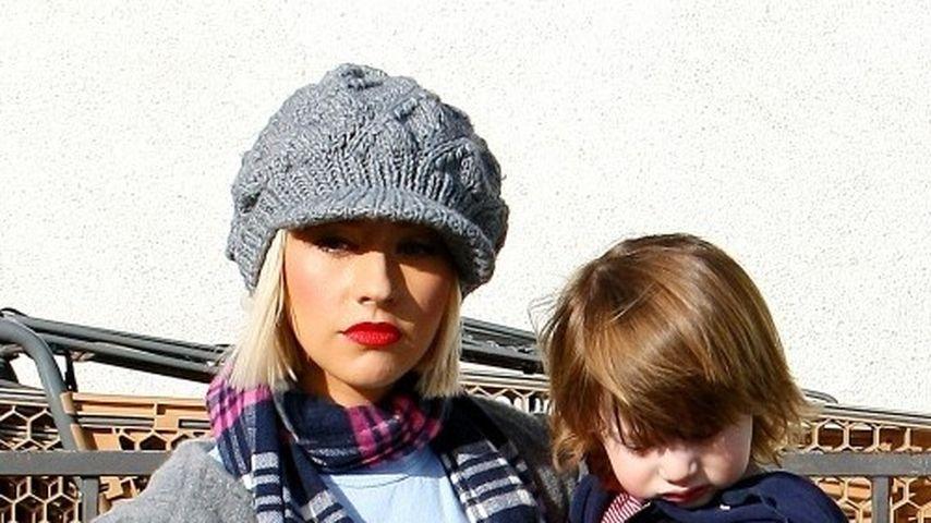 Kann Christina Aguilera das Sorgerecht behalten?