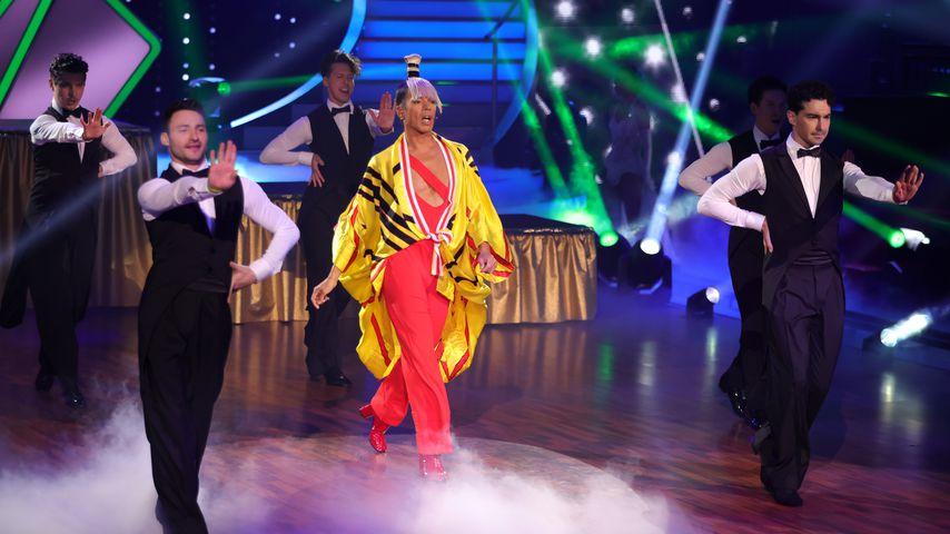 """Jorge Gonzalez bei der """"Let's Dance""""-Kennenlern-Show 2021"""