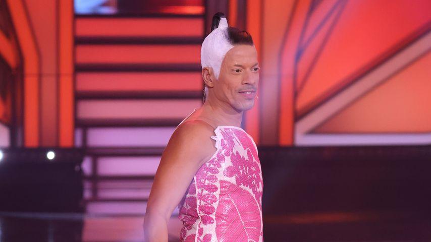 """Jorge González bei """"Let's Dance"""""""