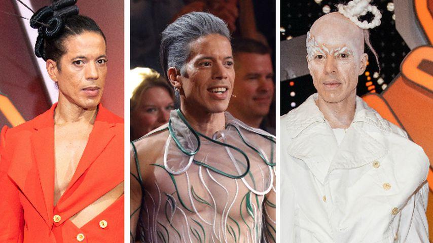 10 Jahre TV: Jorge Gonzalez und seine verrückten Kult-Looks