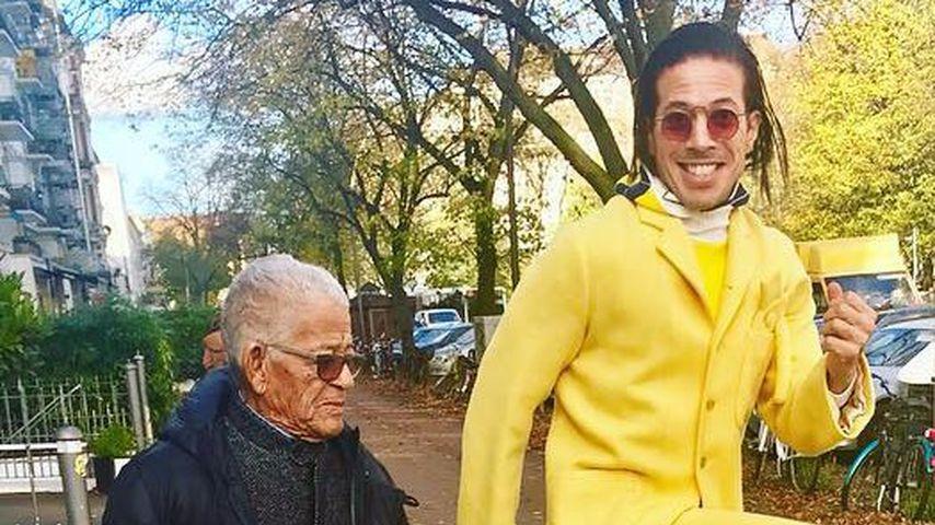Mit 96 Jahren: Jorge Gonzalez' Papa ist der wahre Tanzkönig!