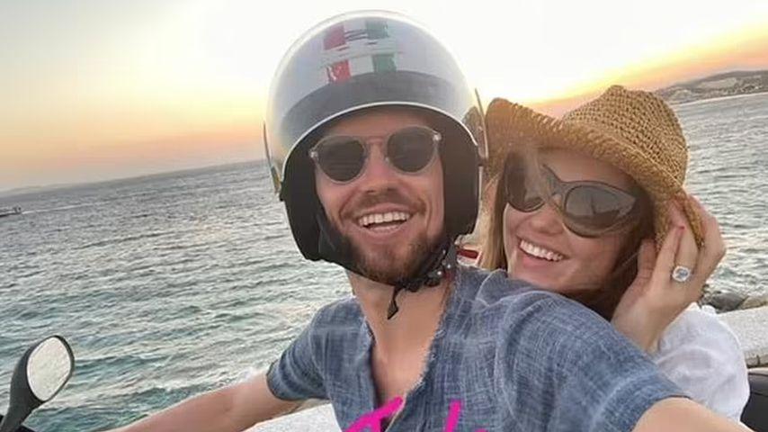 XXL-Klunker: Italien-Star Jorginho und Jude Laws Ex verlobt?