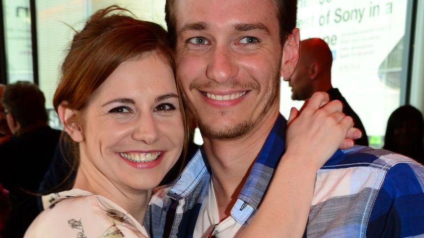 Josefine Preuß with cool, fun, Boyfriend Vinzenz Kiefer