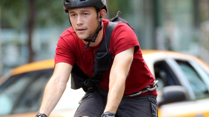 Joseph Gordon-Levitt verletzte sich bei Fahrrad-Sturz am Set
