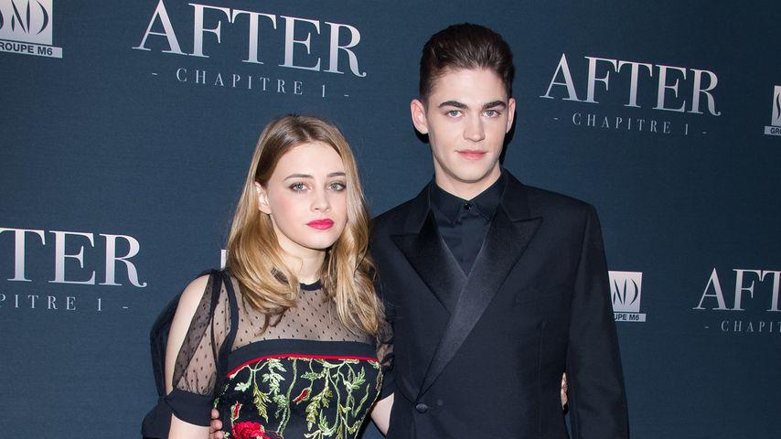 "Hotties: ""After Passion""-Stars feiern Premiere in Frankreich"