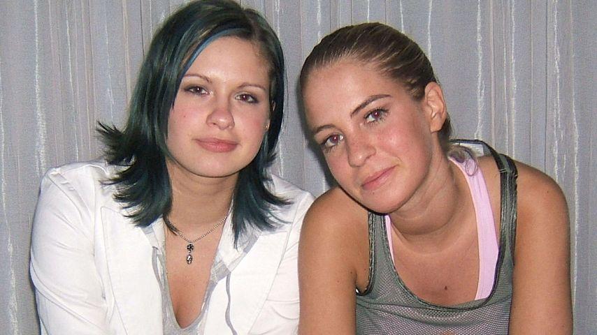 Josephine Schmidt und Jasmin Weber