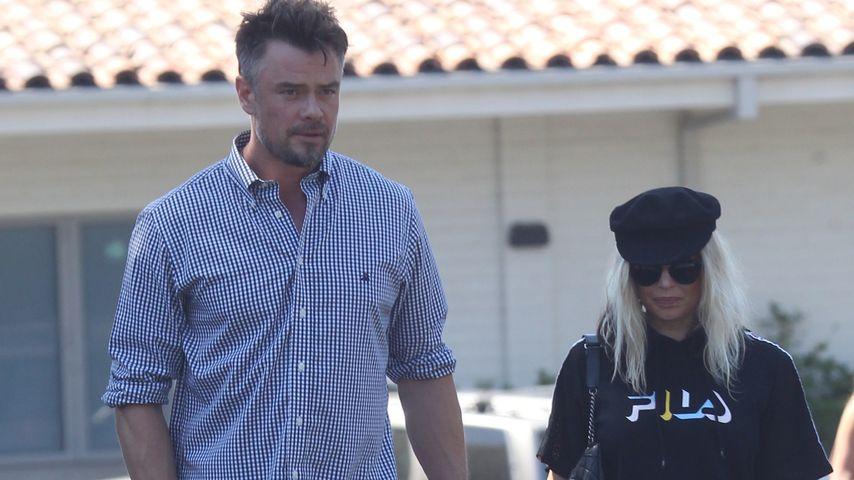 Schon im Frühling: Josh Duhamel längst bei Fergie ausgezogen