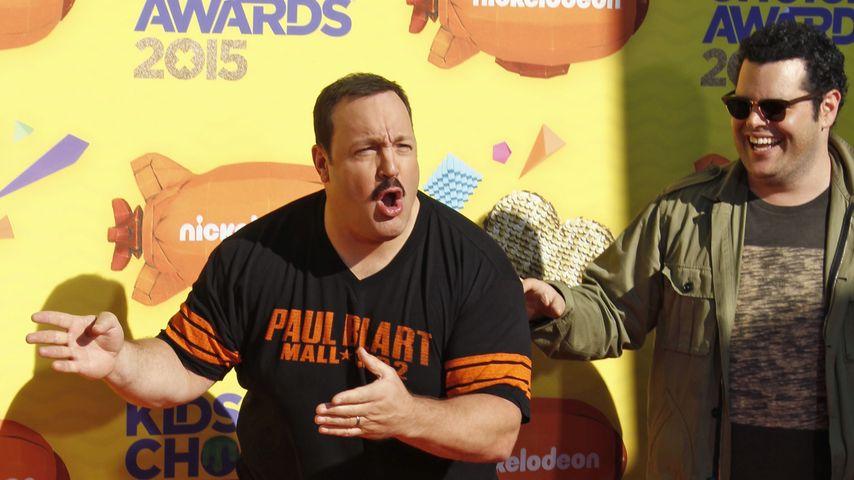 Kevin James und Josh Gad