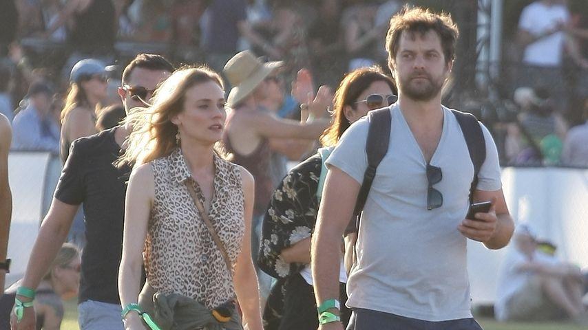 Coachella-Spaß: Diane Kruger & Joshua feiern ausgelassen
