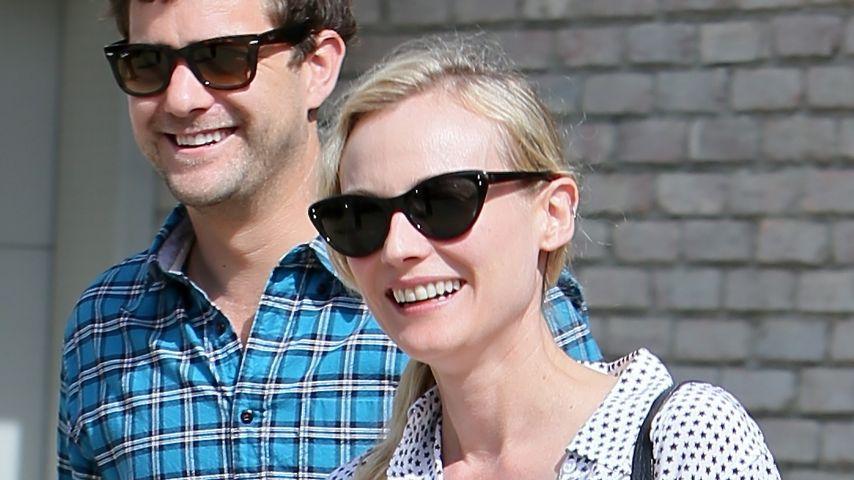 Diane Kruger und Joshua Jackson in glücklichen Pärchenzeiten