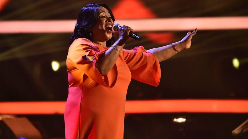 """The Voice Senior""-Juandalynns Pate war Martin Luther King!"