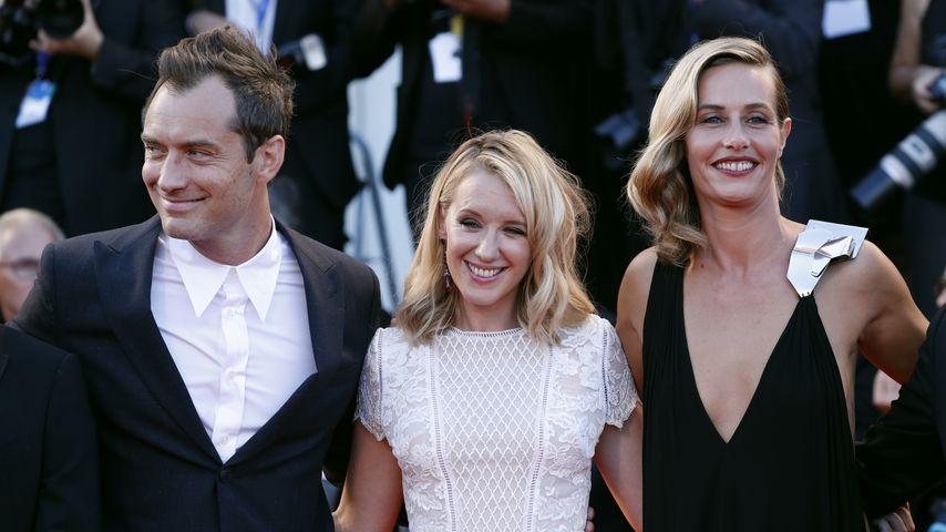 "Jude Law, Ludivine Sagnier und Cecile De France bei der ""The Young Pope""-Premiere"