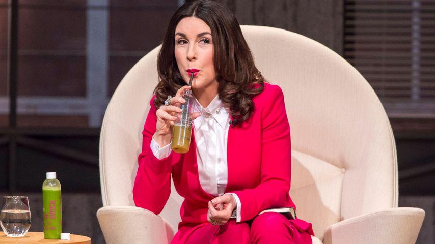 """Judith Williams in der zweiten Folge von """"Die Höhle der Löwen"""" 2016"""