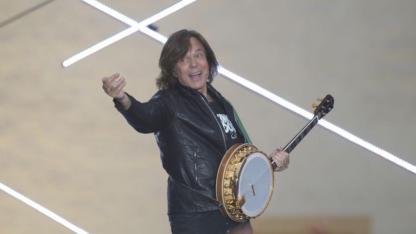 Jürgen Drews im Juni 2015 in Chemnitz