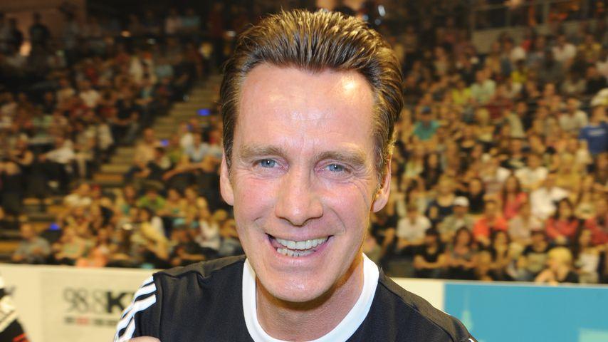 Jürgen Milski beim KISS FM's Superfit Kiss Cup 2012
