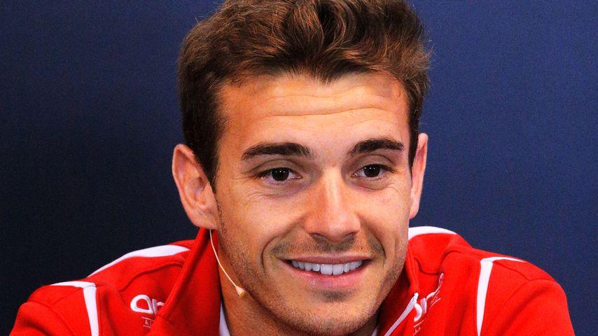 Jules Bianchi im August 2014