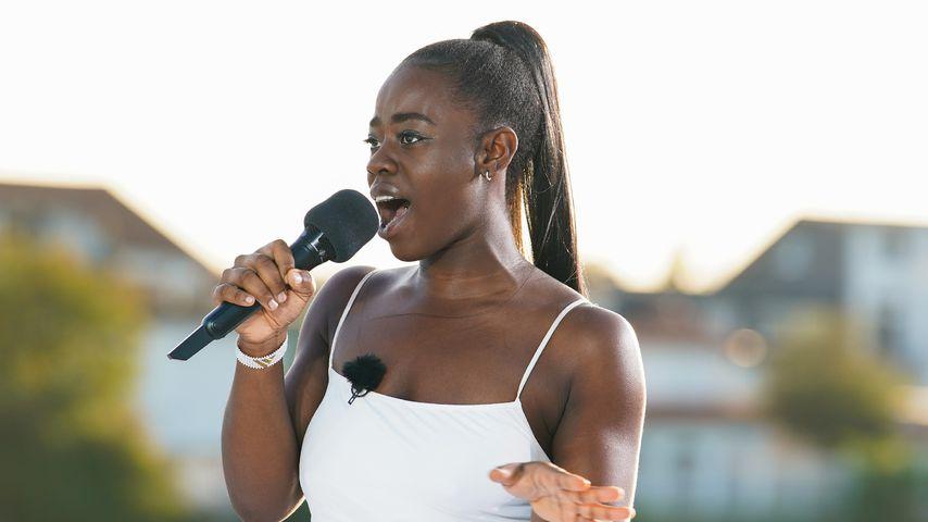 Julette Nkometa, DSDS-Kandidatin
