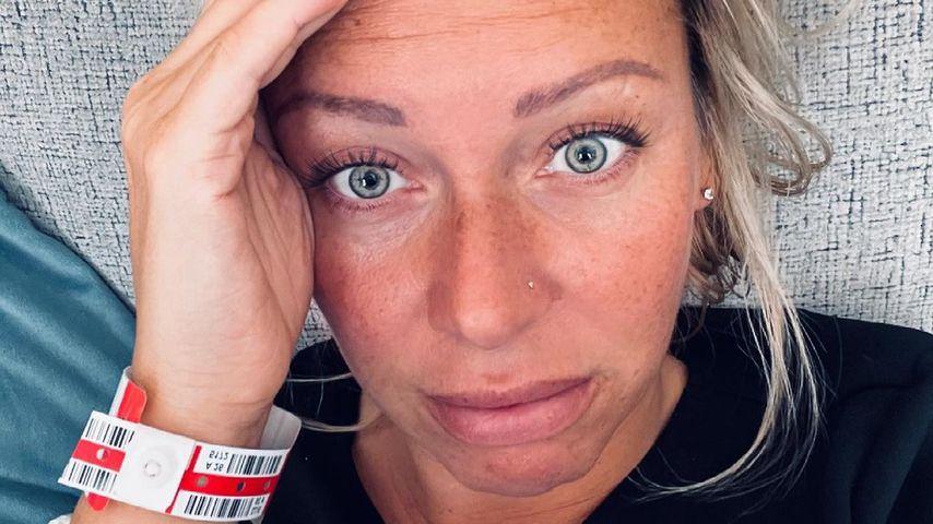 """""""Harte Tage"""": Krebskranke Julia Holz gibt Update nach OP"""