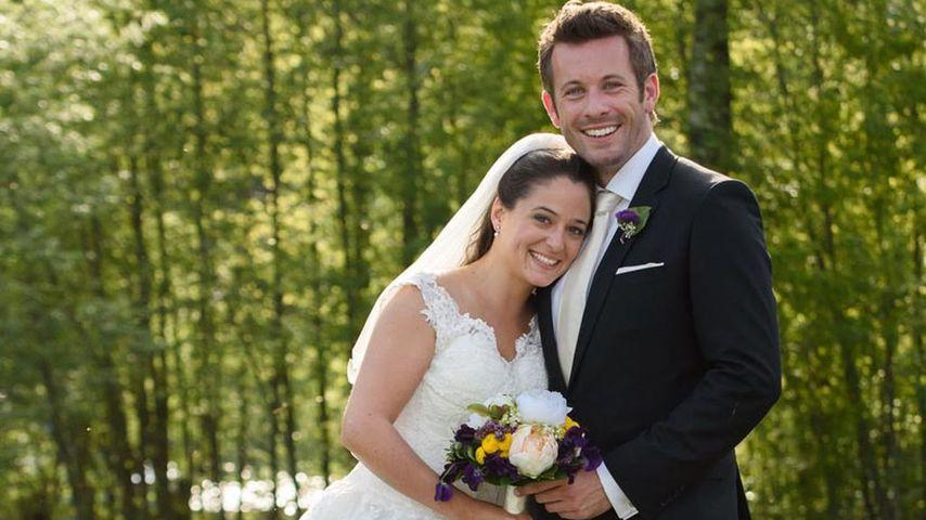 "Julia (Jennifer Newrkla) und Niklas (Jan Hartmann), ""Sturm der Liebe""-Paar Staffel 10"