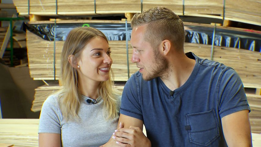 Rekordbauer Patrick und Julia sprechen schon über Nachwuchs!