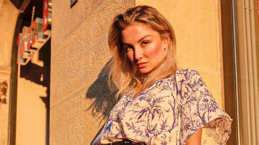 "Julia Wulf, bekannt aus ""Germany's next Topmodel"""