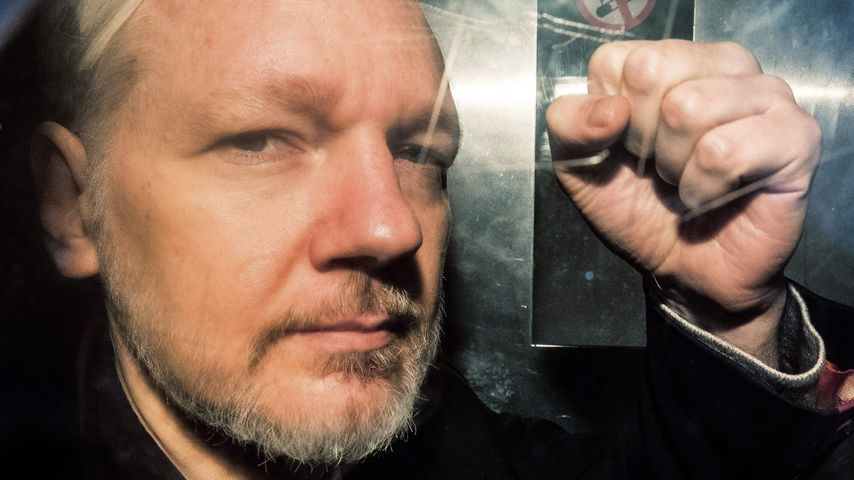 Julian Assange, Enthüllungs-Journalist