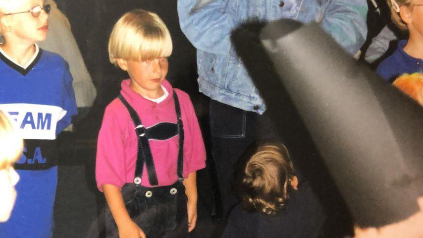 Julian Claßen als Kind