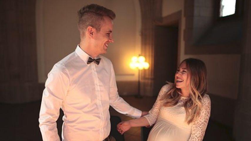 Einen Tag vor Hochzeit mit Bibi: Julian war noch ohne Anzug!