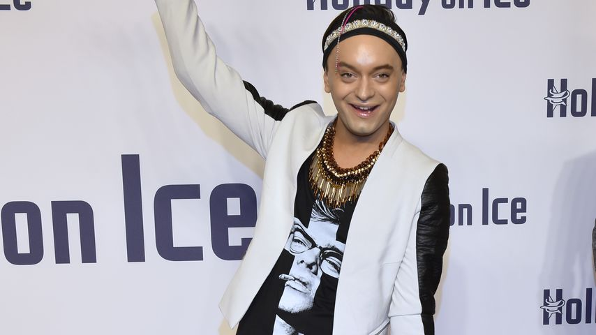 "Julian F.M. Stoeckel bei der ""Holiday On Ice""-Gala in Hamburg"