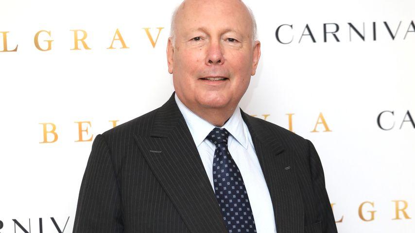 Julian Fellowes bei einem Event in London im Februar 2020